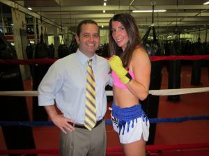 Wild Bill's Fight Night No. 48 features fighter Rachel Seltzer
