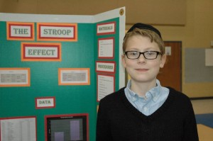 TDSA students took part in recent science fair, showing off what they have learned in the last year. PHOTO / TDSA
