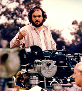 Original publicity photograph taken of Stanley Kubrick during the filming of Barry Lyndon. PHOTO / Wikimedia Commons.