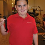 Mitchell grew his hair to nine inches, then had it cut and donated his locks to Pantene Beautiful Lengths.