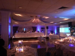 Hiring an event planner can make putting together your Simcah a fun and simple experience. PHOTO / Special to the AJT