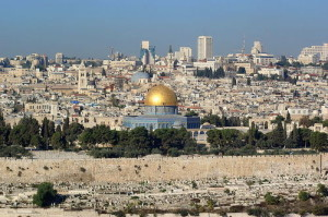 Tourism in Jerusalem has doubled in recent years and the city's mayor is hoping to pull in 10 million visitors annually under a plan announced in late May. PHOTO / JNS.org
