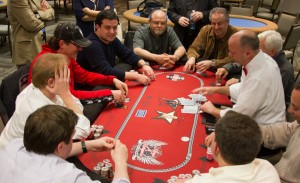 Kosher Poker Tour offers players a way to have fun and raise funds for a good cause. PHOTO / Special to the AJT