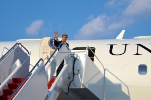 "U.S. Secretary of State John Kerry thinks ""no deal"" with Iran is better than a bad deal."