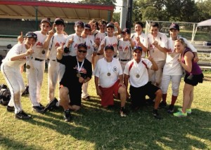 Team Atlanta wins big at this year's Maccabi Games in Austin, Tex. PHOTO / Courtesy MJCCA