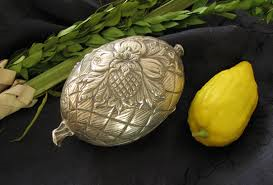 Lots of strange stuff -- weird fruit and tree branches -- are part of the Sukkot. And that's a good thing,