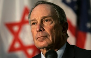 New York City Mayor Michael Bloomberg being honored for good work and aid he's offered to Jewish community.