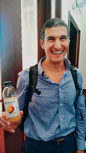 Honest Tea's CEO Seth Goldman
