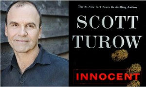 Scott Turow just just one of the top authors who will speaking at upcoming book festival.