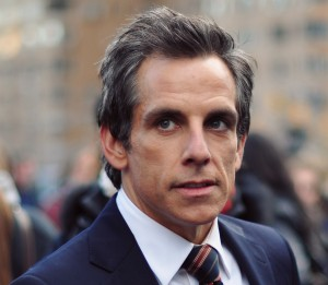 Ben Stiller doing his thing again in music video.