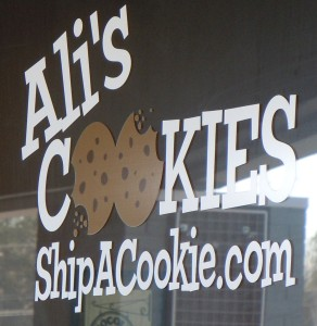 Ali's Cookies in East Cobb