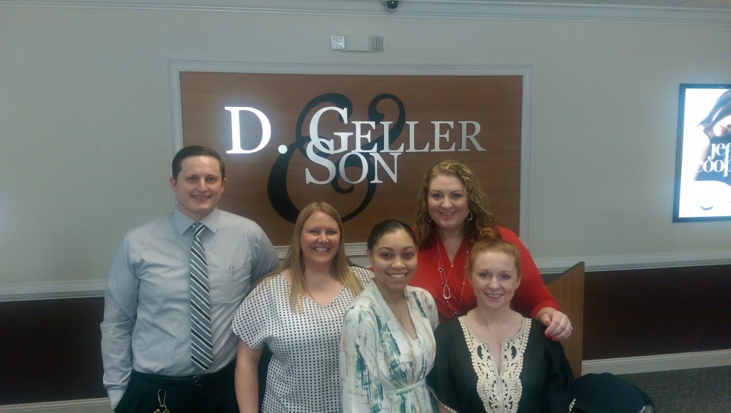 Biz_D Gellar and Son Staff