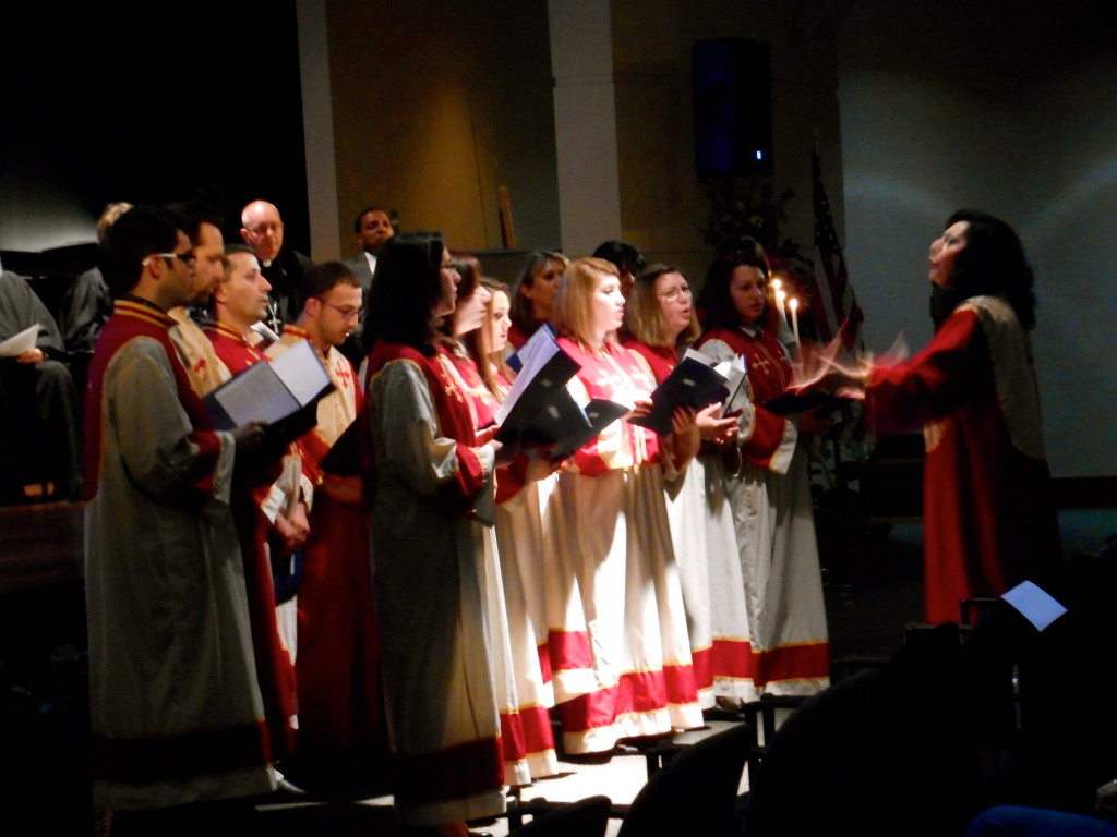 NEWS-Armenian Youth choir