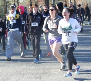 Daffodil Dash start for Atlanta Jewish Times