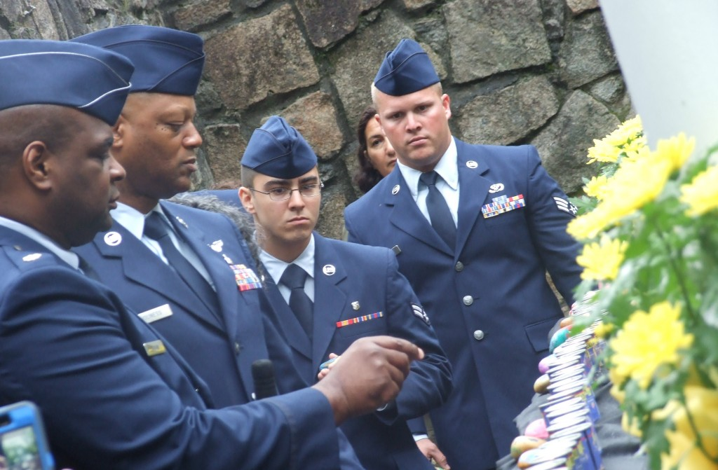 NEWS-Memorial Air Force