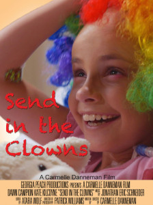 News_Send in the Clowns Poster