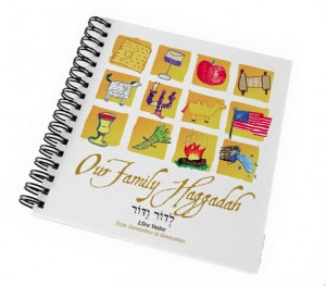 Spring Asher Haggadah for Atlanta Jewish Times