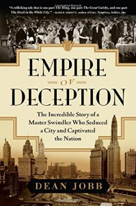 """Empire of Deception"" by Dean Jobb"