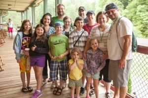 Camp Ramah @ Limmud is an option for children ages 5 to 12.