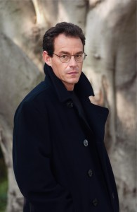 Daniel Silva says he intended for Gabriel Allon to be a one-book character because he didn't think the reading public had an appetite for a Mossad superspy. (photo by John Earle)