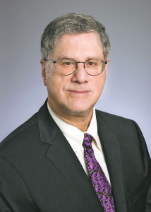 Emory infectious diseases expert Bruce Ribner