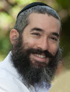 Rabbi Eliyahu Schusterman of Chabad Intown