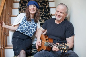 "Helene and Michael Kates are releasing the Baal Shem Tones' third CD, ""8 Songs for Children,"" Oct. 4."