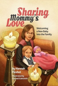 Hannah Fleshel Lights the Way to Share a Mommy 1