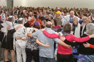 More than 5,000 Jews gathered at the last URJ Biennial in San Diego in 2013.