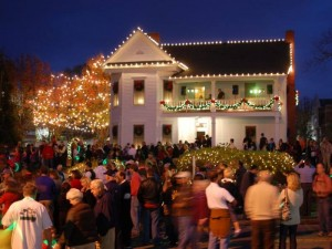 Light Up Dunwoody in 2014