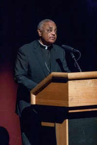 Archbishop Wilton D. Gregory said he looks forward to an even brighter future between the Jewish and Catholic communities.