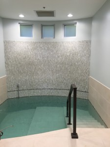Immersion in the mikvah is open to any Jew for almost any reason.
