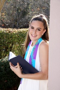 Bat Mitzvah - Samantha Rose Miller 1