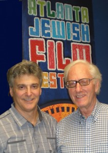 Matthew Bernstein (left) and Bob Bahr offer their thoughts on the 2016 AJFF lineup.