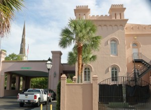 Charleston's Embassy Suites Historic District is the original site of The Citadel.
