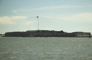 A Charleston Harbor Tour includes Fort Sumter, where the first shots of the Civil War were fired.