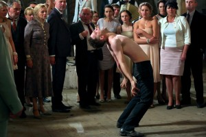 """A wedding celebration takes a scary turn in """"Demon."""""""
