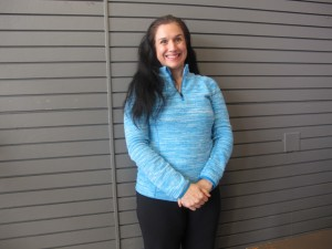 Powerlady Fitness owner Becky Brown has built a popular business out of what started for her as a part-time job.