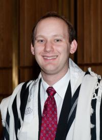 Rabbi Daniel Dorsch of Etz Chaim