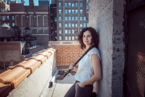 Hadar Noiberg's performance at AJMF7 will be her first in Atlanta
