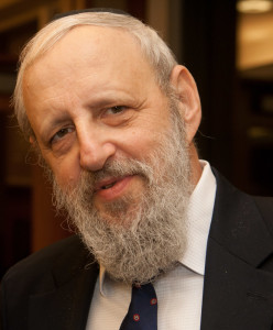 Rabbi Joseph Polak says the war and the Nazis weren't going to tell him what kind of Jew to be.