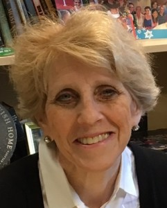 Cherie Aviv is the chair of the Holocaust Survivor Support Fund.