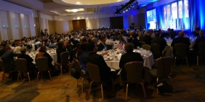 More than 450 people packed the ballroom at the InterContinental Buckhead on Monday nightto help the Friends of the Israel Defense Forces support Israel's troops, with a particular focus this year on lone soldiers.
