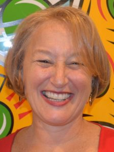 Beth Gluck leads Jewish National Fund's Southern Zone.