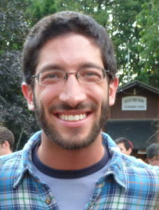 David Hoffman is the BBYO director at the Marcus JCC of Atlanta.