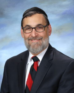Rabbi Binyomin Friedman is the spiritual leader of Congregation Ariel.