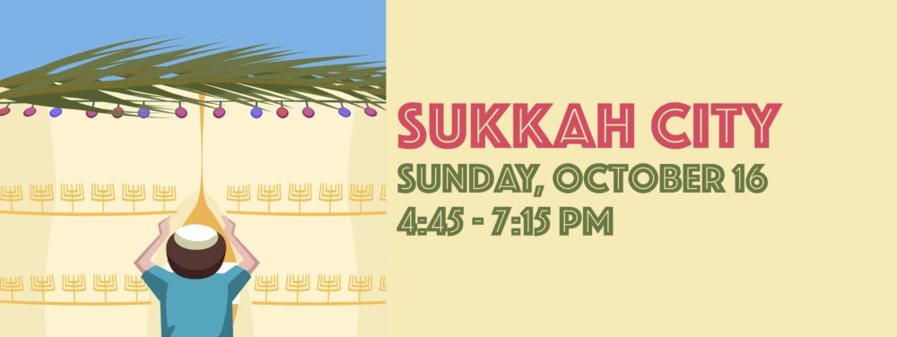 Celebrate Sukkot Under the Open Skies 1