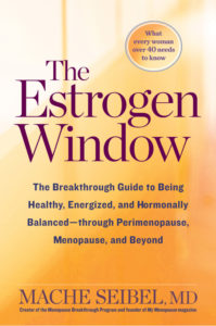 The Estrogen Window By Dr. Mache Seibel Rodale Books, 256 pages, $25.99