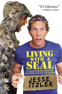 Living With a SEAL By Jesse Itzler Center Street, 272 pages, $26