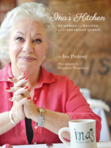 Ina's Kitchen By Ina Pinkney Agate Midway, 224 pages, $19.95